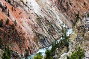 pastel stone, water